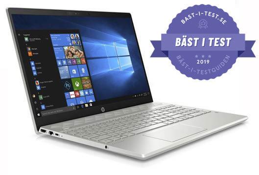laptop bäst i test 2016