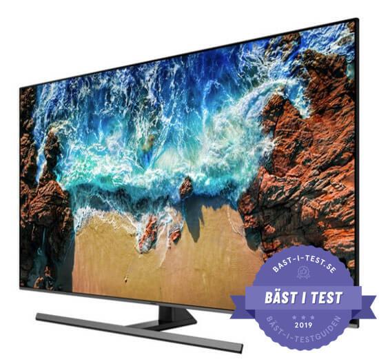 Bra TV till ett bra pris - Samsung UE55NU8055 75327fdc78370