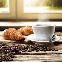 kaffemaskin test bönor