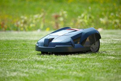 Robotgräsklippare test 2017